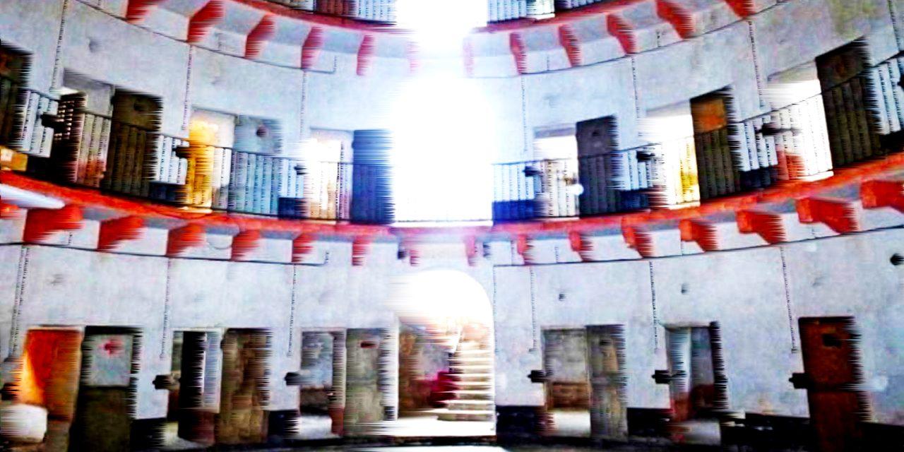 BIENVENUE AUX VISITES SENSIBLES DE LA PRISON CIRCULAIRE D'AUTUN