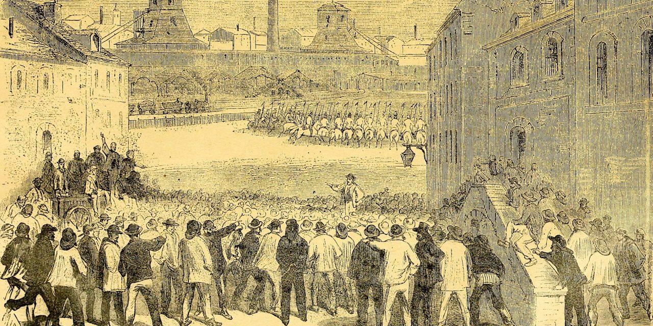 La Commune du Creusot et sa répression